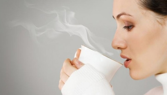 Warm Water, Simple Way to Detoxify Poisons