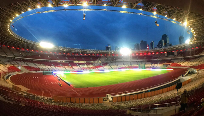 Indonesia Has Prepared 10 of Their Stadiums for FIFA U-20 World Cup 2021