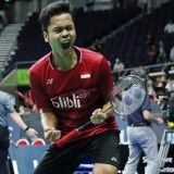 Anthony Ginting Raih Juara Indonesia Master 2018