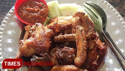 Bima Chicken, The Unique and Best-Selling Culinary in Tulungagung