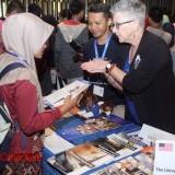 Konjen AS Gelar Pameran Pendidikan EducationUSA