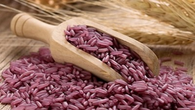 Bored of Eating White Rice? Try the Purple Rice!