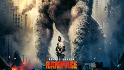 'Rampage' Mendobrak Puncaki Box Office