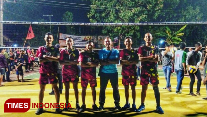 Menanti Pemilik Dua Tiket Semifinal Green Volleyball Tournament