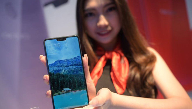 Oppo Claims F7 Sales is Greater than F5