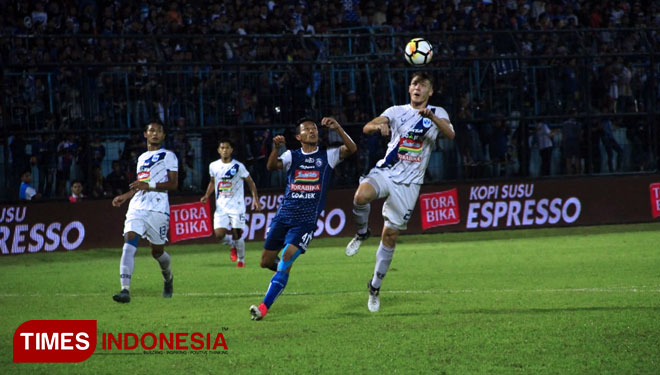 PSIS Semarang Wins 1 -0 in the First Round Against Arema FC