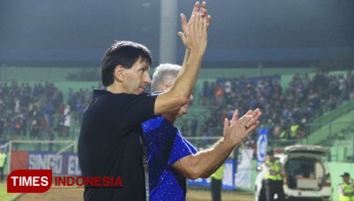 Getting Difficult Resistance, Arema Wins the Game on Week 13 of League 1