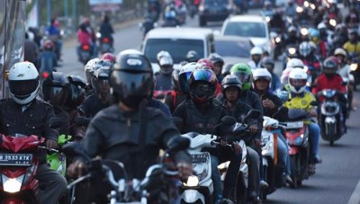 How Do We Have Safe and Excited Mudik By Motorcycle? Here are the Tips