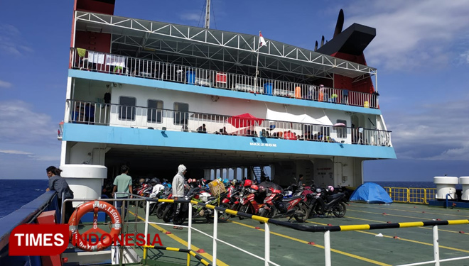 KMP Legundi can be the Choice Ship to Lombok for Travellers