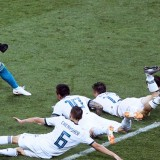 Host Nation Russia ousts one of World Cup Favorites, Spain on Penalty Kicks
