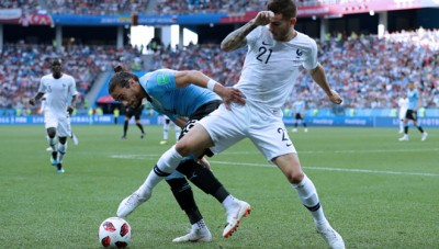 France Heads to World Cup Semi Finals 2018 after Beating Uruguay