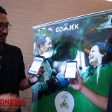 Telkomsel Online Ready Package is Presented for Go-jek Partners
