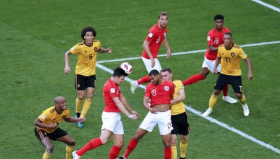 England vs Belgium World Cup 2018: Belgium Won for The Third Place