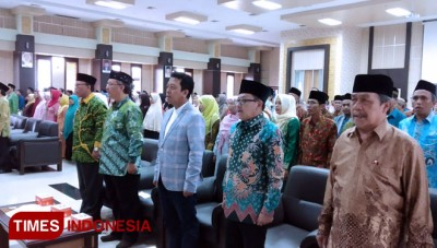 Gus Romy Ask UIN Malang to Become Pioneer of Muslem Scientist