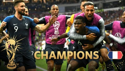 World Cup 2018: France Won the Historic Match over Croatia