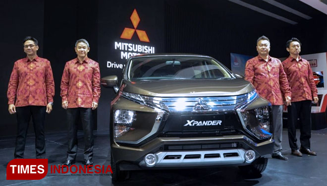 Drive Your Ambition Jadi Semangat Baru Mitsubishi Motors