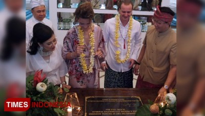 Pure Villa Canggu Presents a Special Welcome Party for the Prince of Georgia