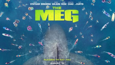 'The Meg' Caplok Posisi Puncak Box Office