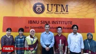 UMC Malang Increases International Publication