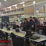 Jurnalis Mulai Padati Media Centre Asian Games 2018 di JSC