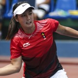 Aldilla has Given the best in Women's Single Tennis but She Failed