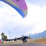 Men's paragliding Team Succesfully Got Gold Medal for Indonesia