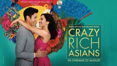 'Crazy Rich Asians' is at the top of US Box Office