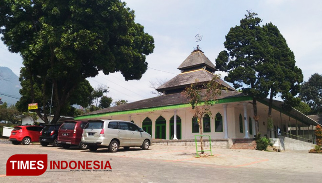 Sultan Agung Mosque to be Renovated into a Tourism Mosque