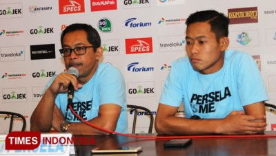 Tampil Pincang, Persela Tetap Optimis