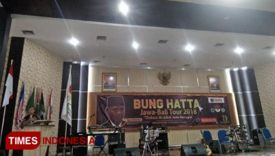 UIN Malang Succeeds in Holding Seminar BHACA in Anti-Corruption Musical Discussion
