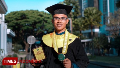 The Secret of the Best Graduate of UIN Malang, Firdaus Imaduddin