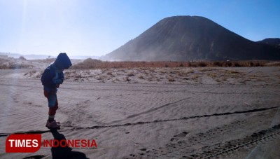Four Instagrammable Tourism Spots at Mount Bromo