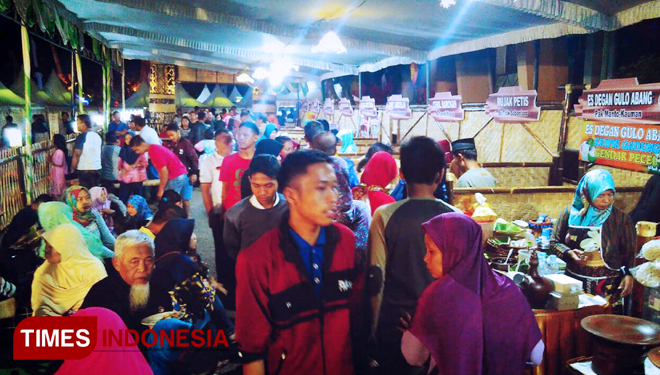 Come to Magetan Traditional Food Festival to Try Traditional Culinary