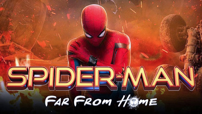 Di Film Far From Home, Spider-Man Pakai Kostum Baru