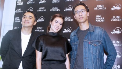 Bareng Dipha Barus, Raisa Rilis Single Baru