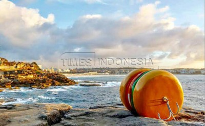Sculpture by the Sea, Pameran Patung Ruang Bebas Spektakuler di Dunia