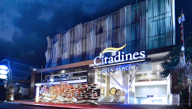 iGuides Gives Five Stars to Citadines Kuta Beach for Its Customer Satisfaction