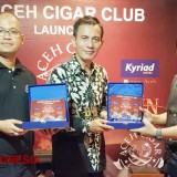 Join With Aceh Cigar Club, BIN Cigar Opens New Market in Kyriad Muraya Hotel