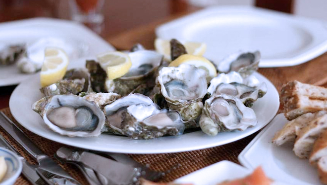 Shellfish is apparently good for Skin's Beauty, Here's the Review