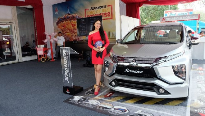 "Pekanbaru Jadi Destinasi ke-6 ""XPANDER Tons of  Happiness"""