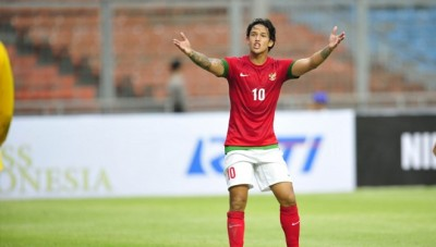 The 2018 AFF Cup: The Garuda Team will be Aggressive against Singapura