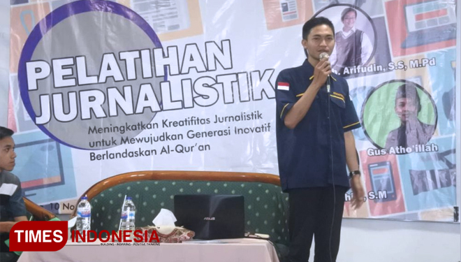 HTQ UIN Malang Improves Students' Creativeness by Using Graphic Design