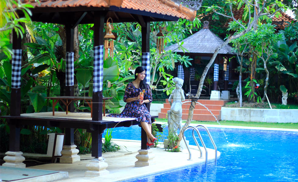 Little Bali Di Ubud Cottages Malang Times Indonesia