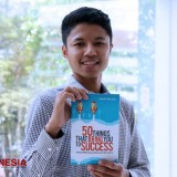 Ini Ulasan Ikhwan Marzuqi Soal Buku Barunya, 50 Things That Bring You to Success