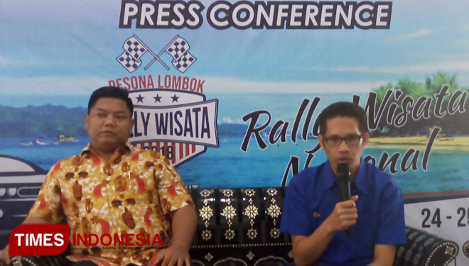 28 Teams are Ready to Enliven Pesona Lombok Wisata Rally Nasional 2018