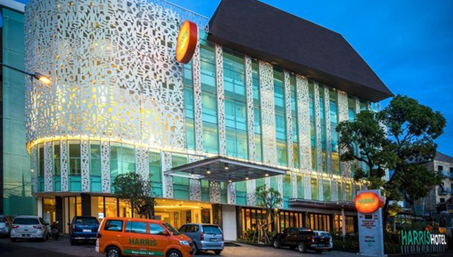 Harris Hotel Raya Kuta Get 5 Stars for Its Excellent Qualities
