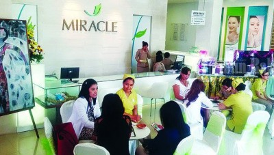 Miracle Aesthetic Clinic Got 5 Stars Rating from iGuides