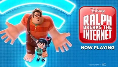 Threepeat, 'Wreck-it Ralph 2' Puncaki Box Office AS