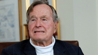 Presiden ke-41 AS, George HW Bush Meninggal Dunia