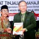 The Message from the Rector of UIN Malang in the RTM